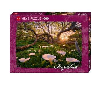 Heye Puzzle 1000 pcs. Calla Clearing