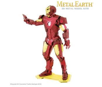 Metal Earth Marvel Iron Man (Mark IV) (3 sheets)