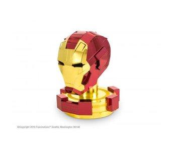 Metal Earth Iron Man Helmet  (2 sheets)