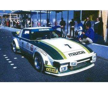 Aoshima 1/24 MAZDA SA22C RX-7 Daytona 1979