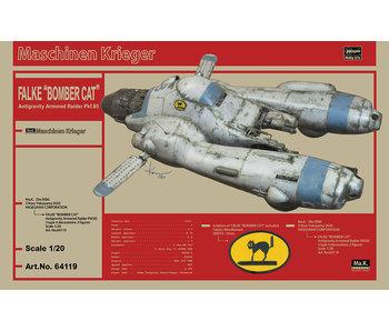 Hasegawa Antigravity ArmoredRaider Pkf.85 FALKE BOMBER CAT