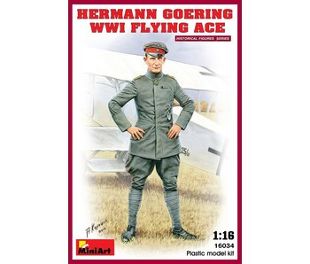 MiniArt Hermann Goering WW1 Flying Ace (1/16)