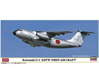 Hasegawa 1/200 Kawasaki C-1 - ADTW First Aircraft