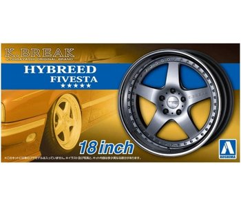 Aoshima K-BREAK HYBREED FIVESTA 18inch