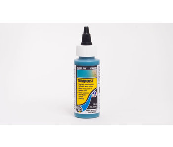 Woodland Scenics Water Tint turquoise CW4520