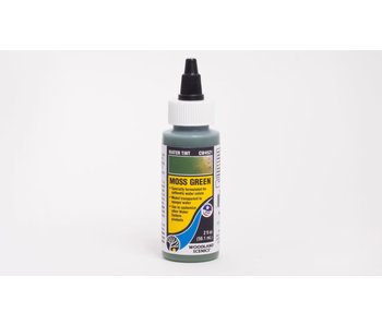Woodland Scenics Water Tint moss Green CW4521