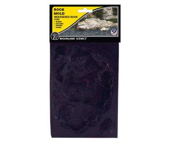 Woodland Scenics Mold - Weathered rock C1238