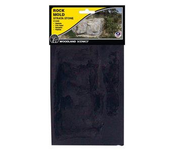 Woodland Scenics Mold - Strata Stone C1239