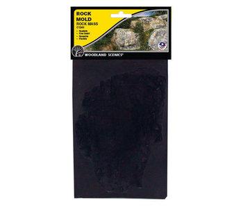 Woodland Scenics Mold - Rock Mass C1240