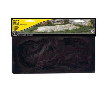 Woodland Scenics Mold - Washed Rock C1242