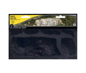 Woodland Scenics Mold - Base Rock (10.5X5) C1243