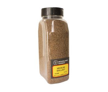Woodland Scenics Shaker Ballast medium Brown (32 Oz) B1379