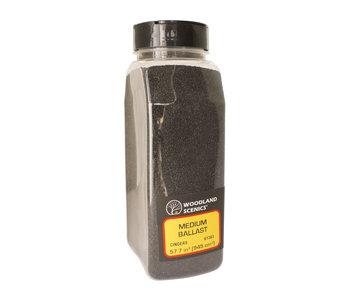 Woodland Scenics Shaker Ballast medium Cinders (32 Oz) B1383