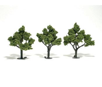 "Woodland Scenics Ready - Light Green (4"" - 5"") (3/Pk) TR1509"