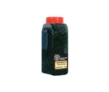 Woodland Scenics Shaker Underbrush medium Green (32 Oz) FC1636
