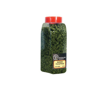 Woodland Scenics Shaker Bush - Light green (32 Oz) FC1645