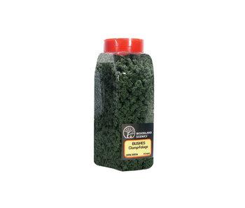 Woodland Scenics Shaker Bush - Dark green (32 Oz) FC1647