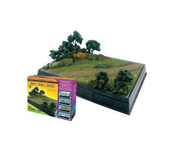Woodland Scenics Kit - Basic Diorama SP4110