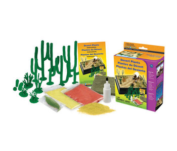 Woodland Scenics Kit - Desert Plants SP4124