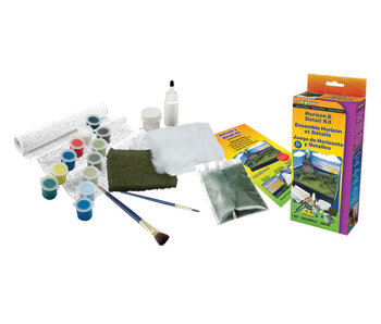 Woodland Scenics Kit - Horizon & Detail SP4132