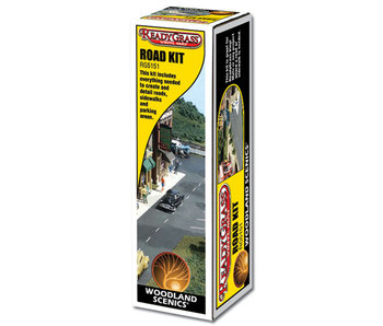 Woodland Scenics Road Kit RG5151