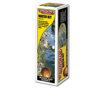 Woodland Scenics Water Kit RG5153