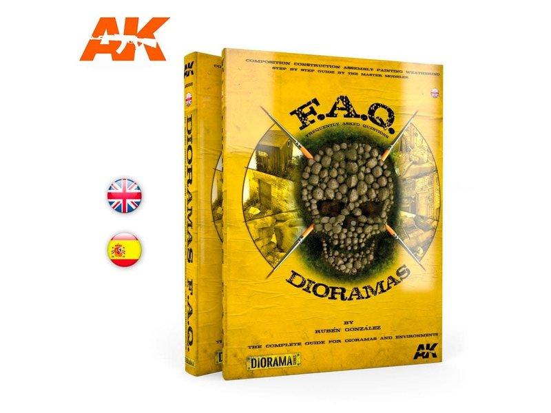 AK Interactive AK Interactive DIORAMAS F.A.Q. - English