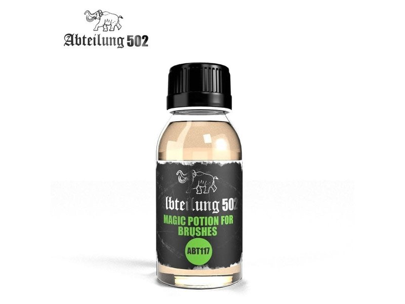 Abteilung 502 Abteilung 502 Magic Potion for Brushes 100 ml