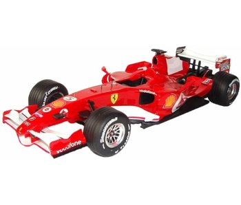 Fujimi 1/20 GP09 F1 Ferrari 248F1 2006 MS model