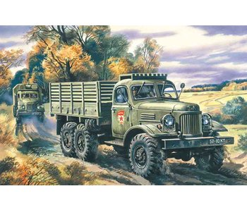 ICM ZiL-157 - Army Truck