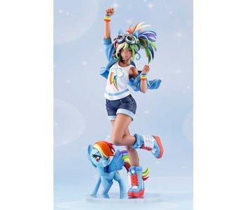 Kotobukiya 1/7 My Little Pony Rainbow Dash Bishoujo Statue