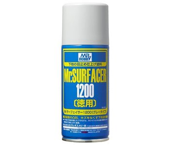 Mr Hobby Mr Surfacer Spray 1200
