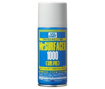 Mr Hobby Mr Surfacer Spray 1000 Deluxe
