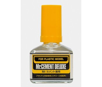 Mr Hobby Mr Cement Economy Deluxe Liquid Cement - 40ml