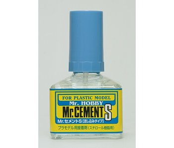 Mr Hobby Mr Cement S - 40ml