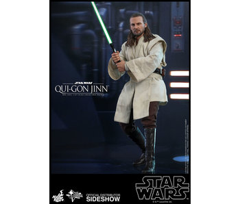 Qui-Gon Jinn Sixth Scale Figure - SW Ep 1: The Phantom Menace (Hot Toys)