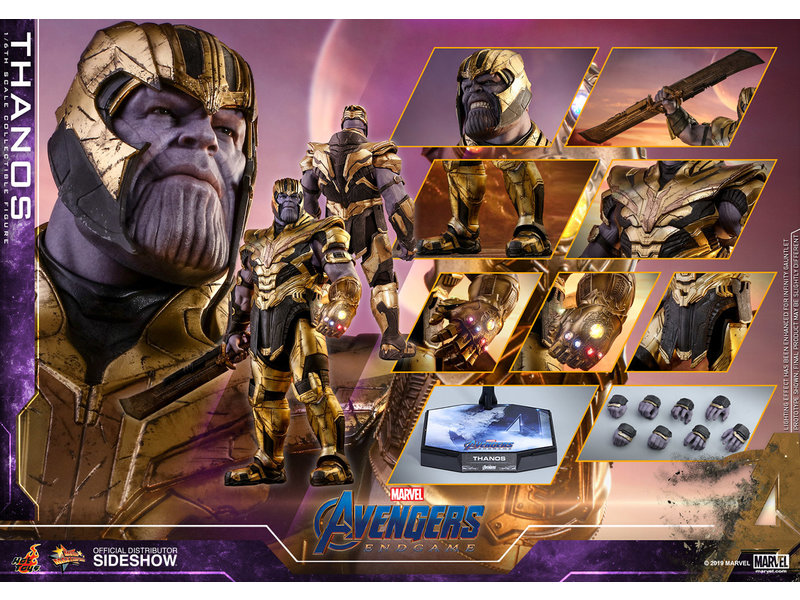 Hot Toys Thanos Sixth Scale Figure - Avengers: Endgame (Hot Toys)
