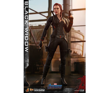 Black Widow Sixth Scale Figure - Avengers: Endgame (Hot Toys)