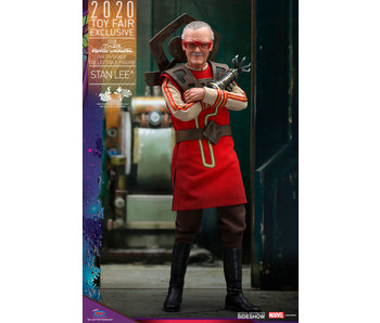 Stan Lee Sixth Scale Figure - Marvel - Thor Ragnarok (Hot Toys) EXCLUSIVE