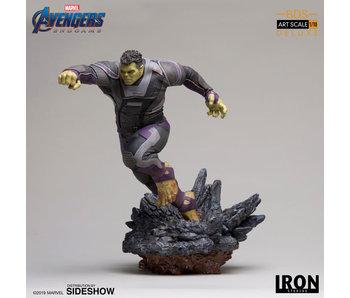 Hulk (Deluxe) Art Scale 1:10 BDS Statue - Avengers: Endgame (Iron Studios)