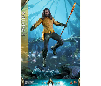 Aquaman Sixth Scale Collectible Figure - DC Aquaman Movie (Hot Toys)