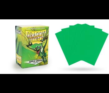 Dragon Shield Sleeves Matte Apple Green(100)