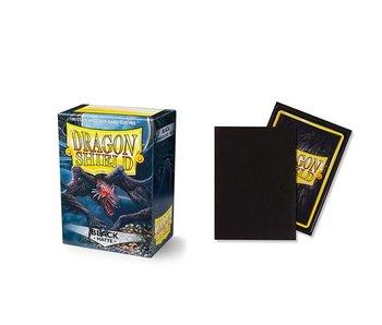 Dragon Shield Sleeves Matte Black(100)
