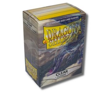 Dragon Shield Sleeves Classic Clear(100)