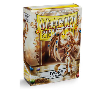 Dragon Shield Sleeves Classic Ivory (60)