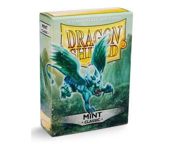 Dragon Shield Sleeves Classic Mint(60)