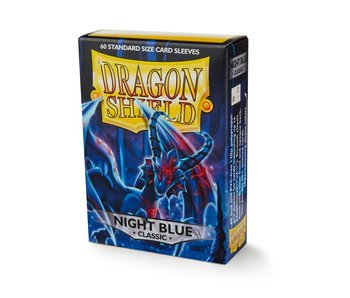 Dragon Shield Sleeves Classic Night Blue(60)