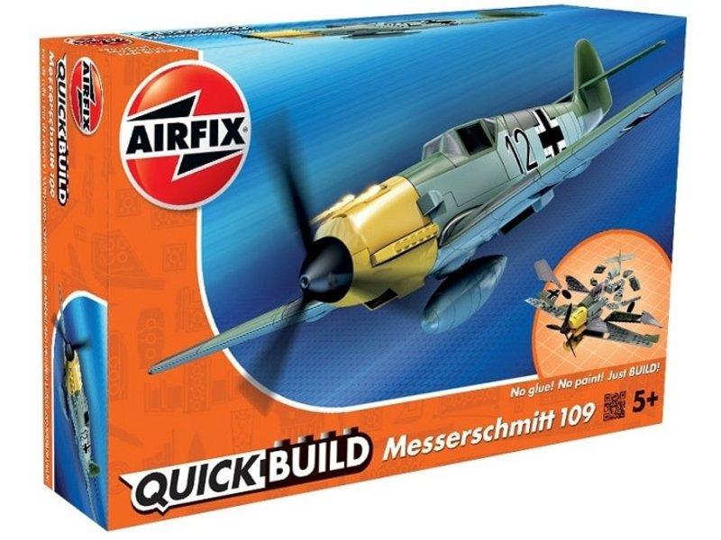 Airfix Airfix Messerschmitt BF109E Quick Build