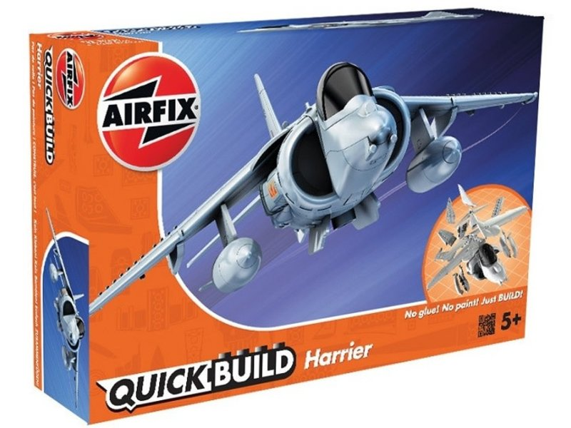 Airfix Airfix Harrier Quickbuild