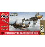 Airfix Airfix 1:72 Supermarine Spitfire Mk1a Messerschmitt BF109E-4